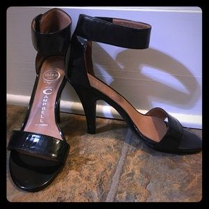Jeffrey Campbell Ibiza Hough Patent Leather Heels
